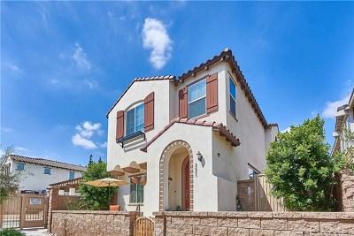 Rancho Cucamonga Single Family Home For Sale: 8621 Stoneside