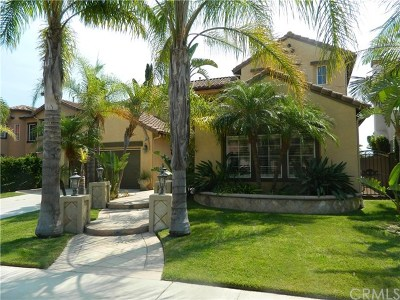 Orange Single Family Home For Sale: 2568 N Falconer Way