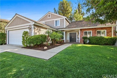 Orange Single Family Home For Sale: 7128 E Cambria Circle