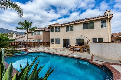 Corona Single Family Home For Sale: 1122 Solar Circle