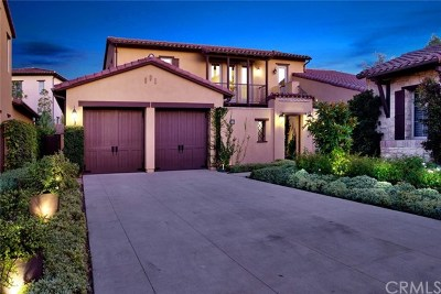 Irvine Single Family Home For Sale: 59 Sunset