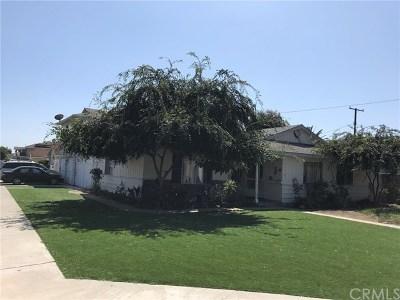Garden Grove Multi Family Home For Sale: 11322 Paloma Avenue