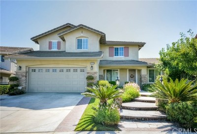 Chino Hills Single Family Home For Sale: 16793 Carob Avenue
