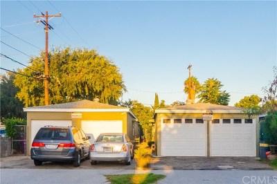 Long Beach Multi Family Home For Sale: 3390 Adriatic Avenue
