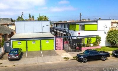 Long Beach Multi Family Home For Sale: 2223 Myrtle Avenue