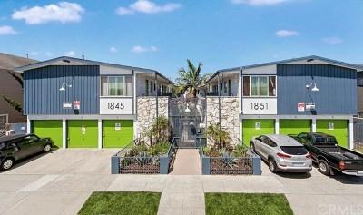 Long Beach Multi Family Home For Sale: 1845 Pine Avenue