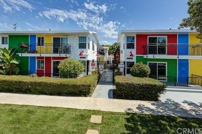 Long Beach Multi Family Home For Sale: 1850 Pine Avenue