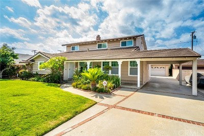Downey Single Family Home For Sale: 10723 Chaney Avenue