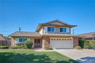 Huntington Beach Single Family Home For Sale: 10131 Bismark Drive
