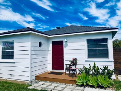 Single Family Home For Sale: 118 Magnolia Street