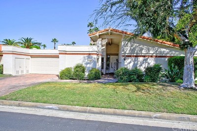 Indian Wells CA Single Family Home For Sale: $415,000