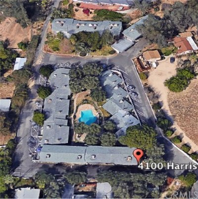 San Bernardino Multi Family Home For Sale: 4100 Harrison Canyon Road N