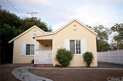 Pasadena Single Family Home For Sale: 1848 N Oxford Avenue