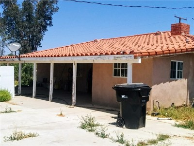 Perris Single Family Home For Sale: 22721 Lopez Street