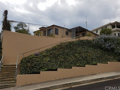 San Pedro Single Family Home For Sale: 827 W 22nd Street