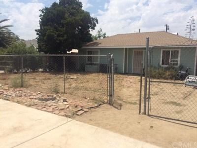 Fontana Single Family Home For Sale: 6624 Jacaranda Avenue