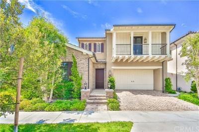 Irvine CA Single Family Home For Sale: $1,388,000