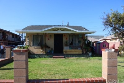 Maywood Multi Family Home For Sale: 4941 E 59th Place