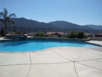 Canyon Lake, Lake Elsinore, Menifee, Murrieta, Temecula, Wildomar, Winchester Rental For Rent: 46165 Via La Tranquila