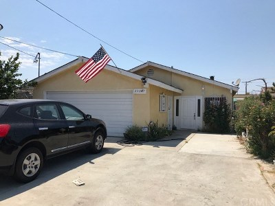 Torrance Single Family Home For Sale: 23207 Alexandria Avenue