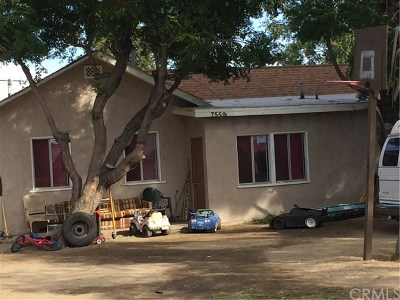 Fontana Single Family Home For Sale: 7539 Laurel Avenue
