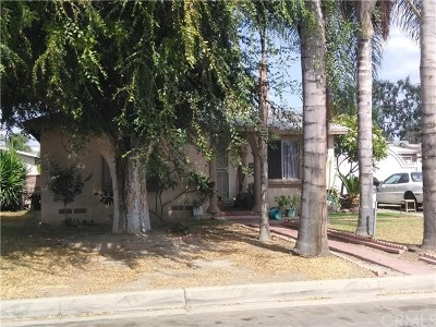 Downey Single Family Home For Sale: 9441 Adoree Street