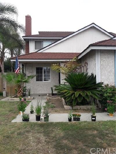 Carson Single Family Home Active Under Contract: 21910 Ackmar Avenue