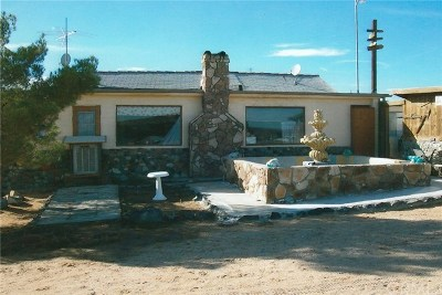 Lucerne Valley Single Family Home For Sale: 27757 Northside Road