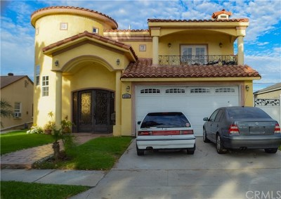 Downey CA Single Family Home For Sale: $909,000