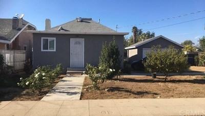 Riverside Single Family Home For Sale: 4781 Grove Avenue