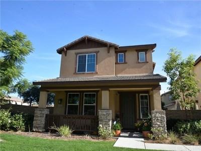 Rancho Cucamonga Single Family Home For Sale: 8596 Cava Drive