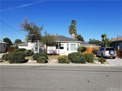 Redlands Single Family Home For Sale: 25778 Lomas Verdes Street