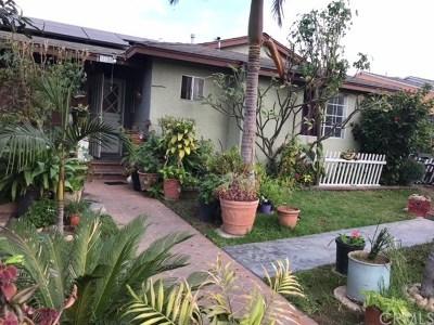 Santa Ana Single Family Home For Sale: 1705 W McFadden Avenue