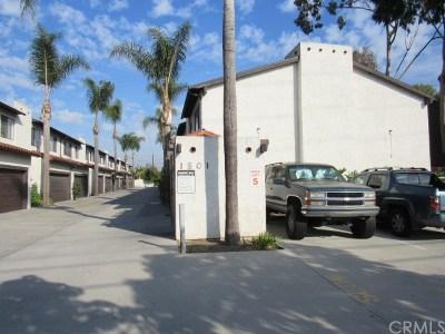 Carson Condo/Townhouse For Sale: 1501 E Carson Street #1