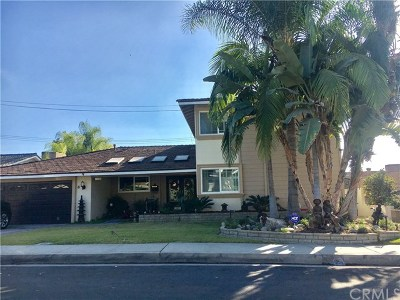 Whittier Single Family Home For Sale: 13608 Terrace Place