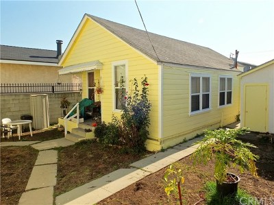 San Pedro Multi Family Home For Sale: 547 W 17th Street
