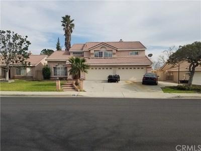 Rialto Single Family Home For Sale: 3591 Ponderosa Avenue