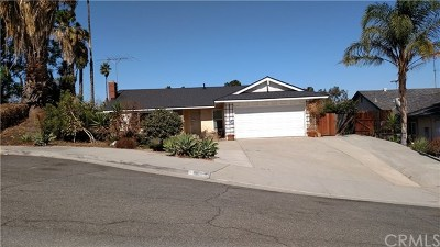 Riverside Single Family Home For Sale: 5931 Fuller Court