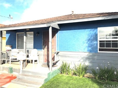 Lawndale Multi Family Home For Sale: 4419 W 168th Street