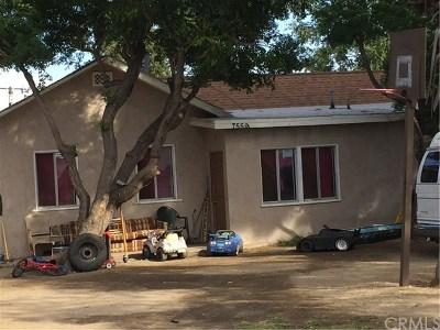 Fontana Multi Family Home For Sale: 7539 Laurel Avenue