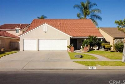 Cerritos Single Family Home For Sale: 12917 Wolverton Lane