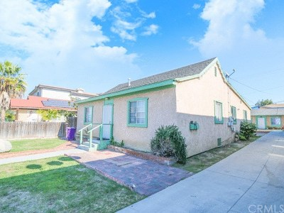 Long Beach Multi Family Home For Sale: 2430 Atlantic Avenue