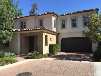 Irvine Single Family Home For Sale: 21 Fanpalm