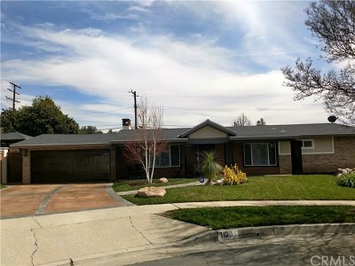 La Habra Single Family Home For Sale: 1120 Flamingo Way