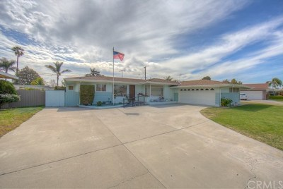 Garden Grove Single Family Home For Sale: 9802 Hibiscus Drive