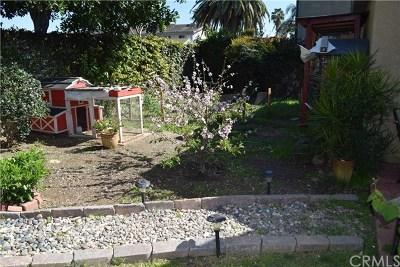 Long Beach Single Family Home For Sale: 610 Almond Avenue