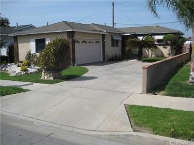 Artesia Single Family Home For Sale: 17634 Maidstone Avenue