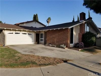 Cerritos Single Family Home For Sale: 11902 Bingham Street