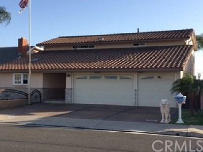 La Palma Single Family Home For Sale: 4702 Amberwood Avenue