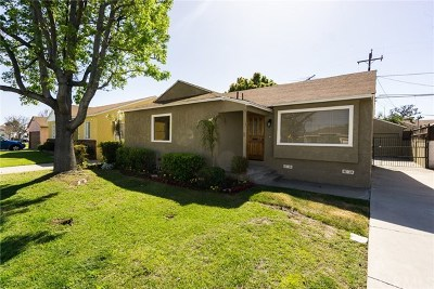 Lakewood Single Family Home For Sale: 4315 Pixie Avenue